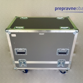 Case pre line array moduly