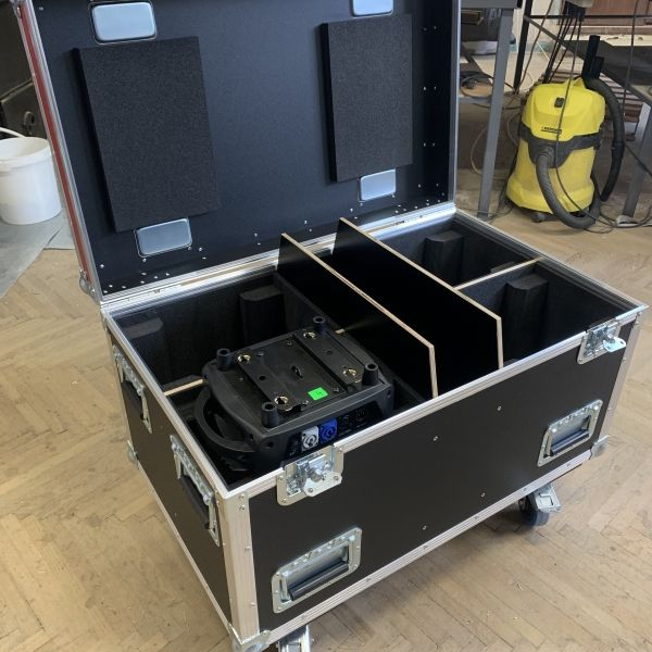 FOS Wash moving head case
